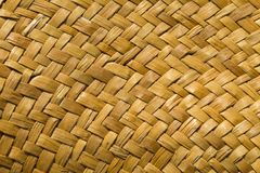 Woven straw texture. For background stock images