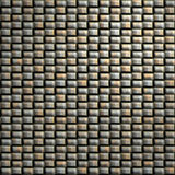 Woven strong metal abstract  Stock Photography
