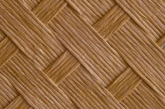 Woven texture. Wicker woven texture background diagonal Stock Image
