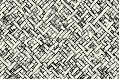 Woven texture of an abstract lattice mesh pattern royalty free illustration