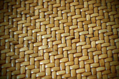 Woven Thatch Background Pattern Royalty Free Stock Images