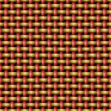 Woven threads Stock Photography