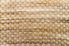 Woven or weave straw texture Stock Photos