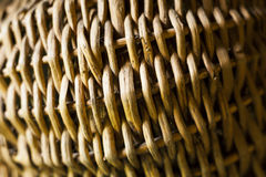 Woven wicker. Stock Photography
