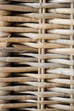 Woven wicker Royalty Free Stock Photo