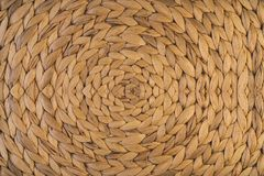 Woven-wood Brown diyagonel empty ground. Woven-wood Brown diyagonel empty ground royalty free stock photos