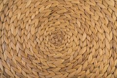 Woven-wood Brown diyagonel empty ground. Woven-wood Brown diyagonel empty ground royalty free stock photo