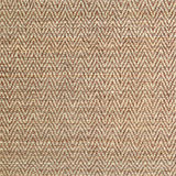 Woven wood mat as pattern Stock Images