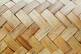 Woven wood Stock Photos