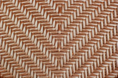 Woven wood Royalty Free Stock Photo