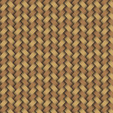 Woven wood pattern 2 Stock Images