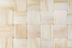 Woven Wood Strips Stock Photos