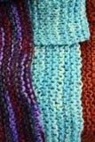 Woven wool Stock Photo
