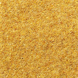 Woven yellow carpet texture Stock Photo