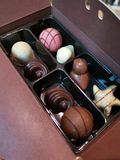 Wow! Liebesschokolade lizenzfreie stockfotos