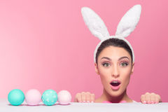 wow to jest Easter ! Fotografia Stock
