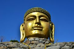Wowoojongsa temple korea Royalty Free Stock Images