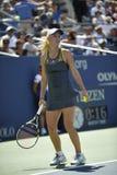 Wozniacki # 1 US Open 2010 (79) Stock Photography