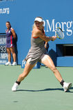 Wozniacki Caroline at US Open 2008 (11) Stock Image
