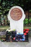 WPC Yvonne Fletcher Denkmal stockfoto
