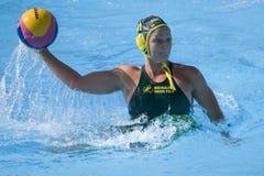 WPO :世界水上冠军- AUS对NZL 免版税图库摄影