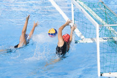 WPO: World Aquatics championship - AUS vs NZL Stock Images