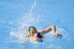 WPO: World Aquatics championship - AUS vs NZL Stock Photos