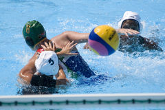 WPO: World Aquatics championship - CAN vs RSA Stock Photos