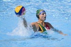 WPO: World Aquatics championship - CAN vs RSA Stock Photo