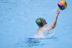 WPO: World Aquatics championship - CAN vs RSA Royalty Free Stock Images