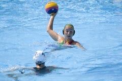 WPO: World Aquatics championship - CAN vs RSA Stock Image
