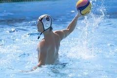 WPO: World Aquatics Championship - Germany vs Montenegro Royalty Free Stock Photography