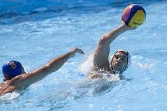 WPO: World Aquatics Championship - Germany vs Montenegro Stock Photos