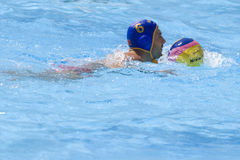 WPO: World Aquatics Championship - Germany vs Montenegro Stock Photography