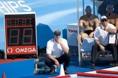 WPO: World Aquatics Championship - USA vs Germany Stock Image