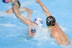 WPO: World Aquatics Championship - USA vs Germany Stock Images