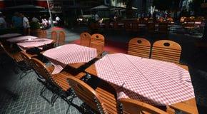 Wrażenia od Sony centrum przy Potsdam kwadratem, Potsdamer Platz w Berlin od Czerwa 1, 2017, Niemcy Obraz Stock