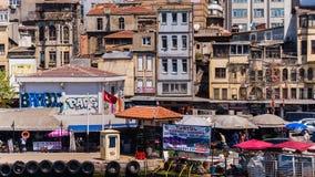 Wrażenia weekend w Istanbul Fotografia Royalty Free