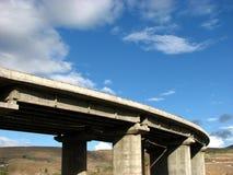 wracając do mostu obrazy stock
