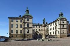 Wrangel Palace, Stockholm Stock Image