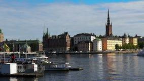 Wrangel slott i Stockholm sweden arkivfilmer
