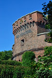 Wrangel Tower - fortress of Koenigsberg. Kaliningrad, Russia Royalty Free Stock Photography