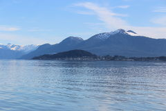 Wrangell Alaska Royalty Free Stock Photos