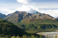 Wrangell-St. Elias Stock Image