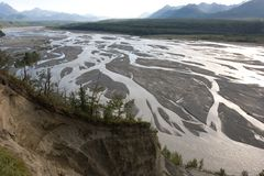 Wrangell-St. Elias Royalty Free Stock Photos