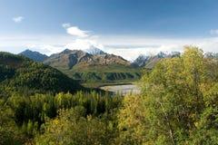 Wrangell-St. Elias Stock Images