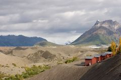 Wrangell-St. Elias Stock Photography