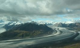 Wrangell-St. Elias National Park Royalty Free Stock Photo