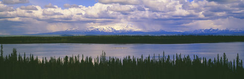 Wrangell-St. Elias National Part, Stock Photo
