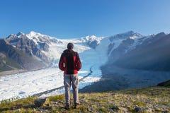 Wrangell-StElias NP royalty-vrije stock foto
